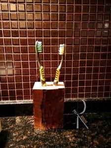 Ahşap Diş Fırçalığı - SA09-03 - Thumbnail