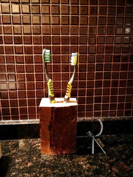 Ahşap Diş Fırçalığı - SA09-03