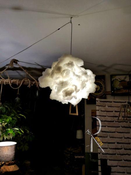 Bulut Görünümlü Sarkıt Avize . Mod1 - SL01-01