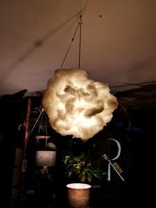 Bulut Görünümlü Sarkıt Avize . Mod1 - SL01-01 - Thumbnail