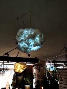 Bulut Görünümlü Sarkıt Avize . Mod2 - SL01-02 - Thumbnail