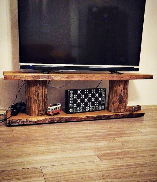 Kütük TV Sehpası - Wts31